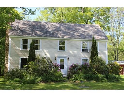 واحد منزل الأسرة للـ Sale في 7 Whitaker Road New Salem, Massachusetts 01355 United States