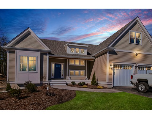 Single Family Home for Sale at 8 Montgomery Way Foxboro, Massachusetts 02035 United States