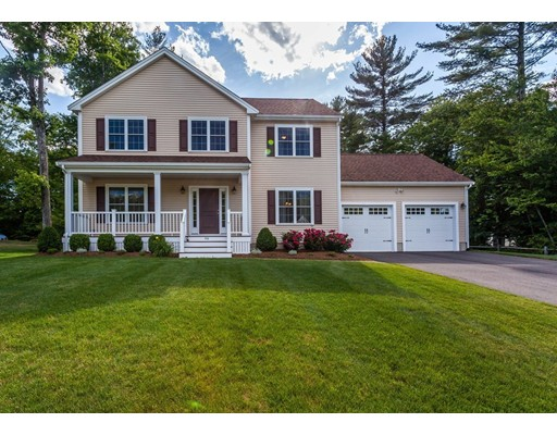 Single Family Home for Sale at 99 Cardinal Circle Raynham, Massachusetts 02767 United States