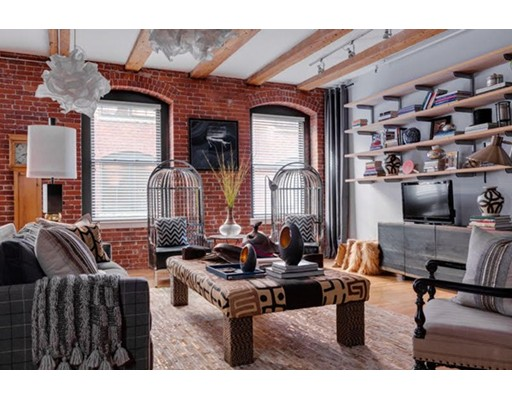 Single Family Home for Rent at 21 Wormwood Street Boston, Massachusetts 02210 United States