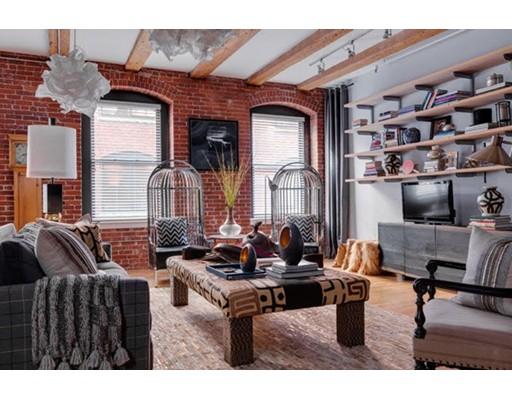 Additional photo for property listing at 21 Wormwood Street  Boston, Massachusetts 02210 United States