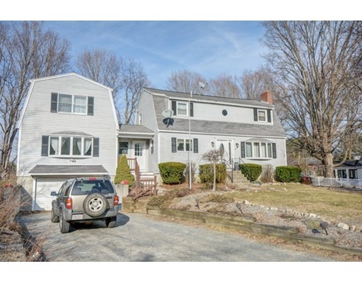 Single Family Home for Sale at 89 Main Street Townsend, Massachusetts 01469 United States