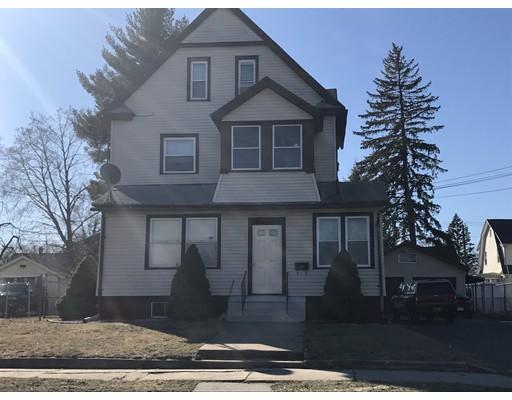 202-204 Oak St, Springfield, MA 01151