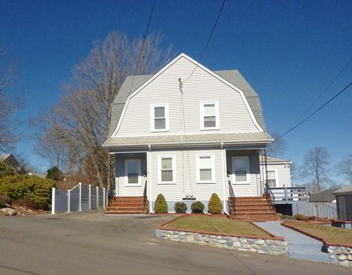 Single Family Home for Rent at 13 Border Street Dedham, 02026 United States
