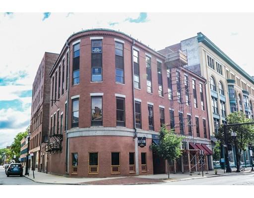 Коммерческий для того Продажа на 169 Merrimack Street Lowell, Массачусетс 01852 Соединенные Штаты
