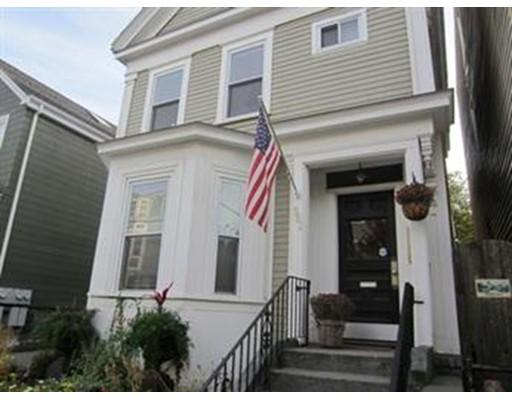 独户住宅 为 出租 在 581 East 8th Street 波士顿, 马萨诸塞州 02127 美国