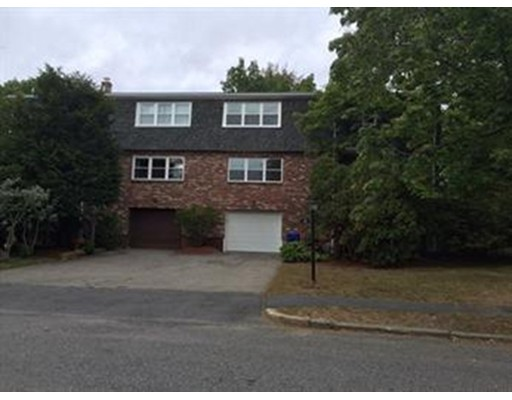 Single Family Home for Rent at 25 Broadlawn Drive Newton, Massachusetts 02467 United States