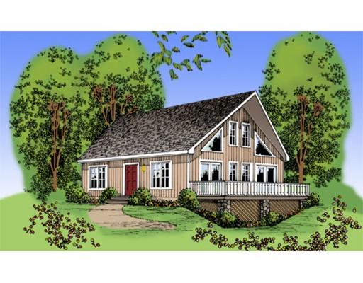独户住宅 为 销售 在 Wendell Road New Salem, 马萨诸塞州 01355 美国