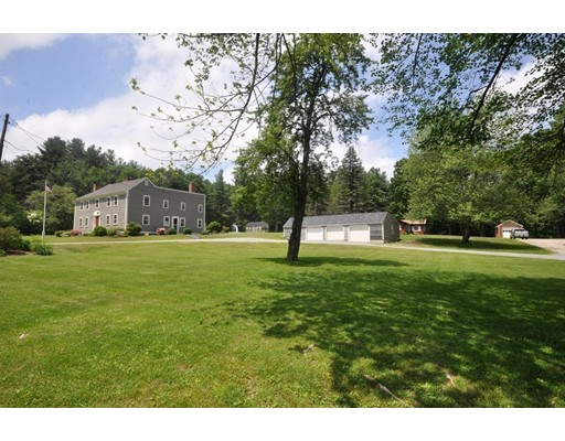 Single Family Home for Sale at 52 Lancaster County Road Harvard, Massachusetts 01451 United States