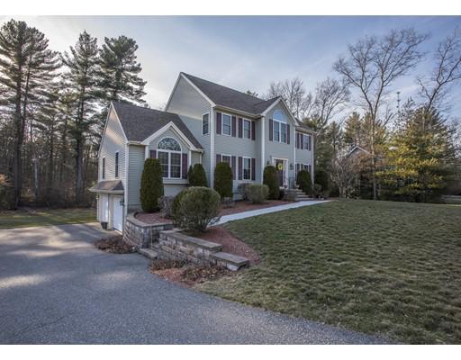 独户住宅 为 销售 在 125 Craven Court Taunton, 马萨诸塞州 02780 美国