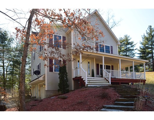 Vivienda unifamiliar por un Venta en 15 Mountain Stafford, Connecticut 06076 Estados Unidos