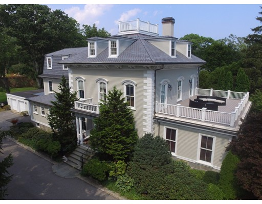 Single Family Home for Sale at 84 West Street Beverly, Massachusetts 01915 United States