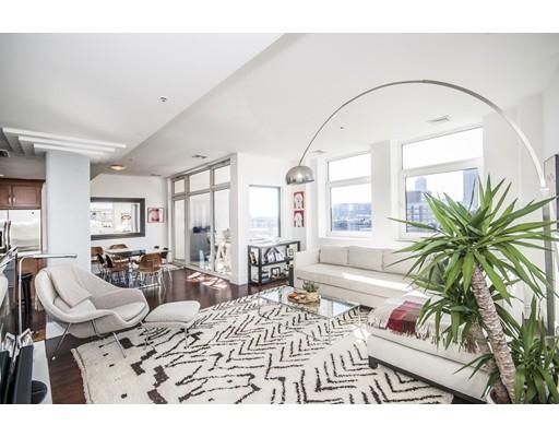 独户住宅 为 出租 在 300 Commercial Street 波士顿, 马萨诸塞州 02109 美国