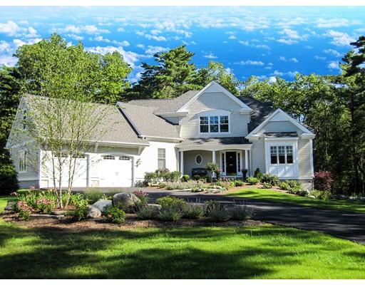 Single Family Home for Sale at 3 Garland Lane Foxboro, Massachusetts 02035 United States