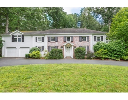 Single Family Home for Sale at 188 Independence Road Concord, Massachusetts 01742 United States