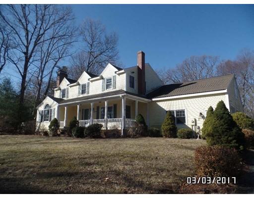Single Family Home for Sale at 152 Memorial Drive Shrewsbury, Massachusetts 01545 United States