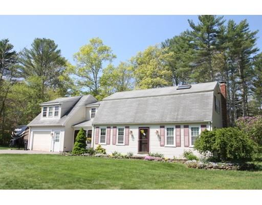 Частный односемейный дом для того Продажа на 2 Flax Pond Drive Carver, Массачусетс 02330 Соединенные Штаты