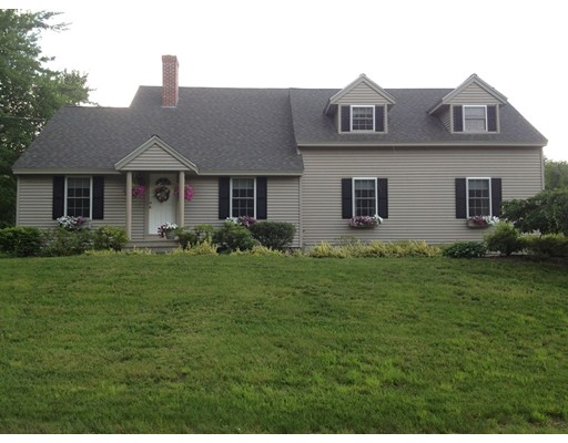 Single Family Home for Sale at 505 South Road Ashby, Massachusetts 01431 United States