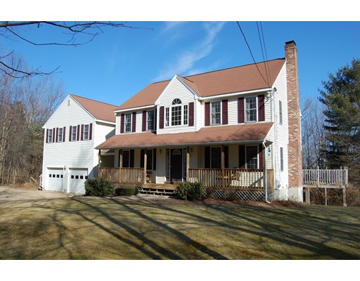 Casa Unifamiliar por un Venta en 122 E Charlton Road Spencer, Massachusetts 01562 Estados Unidos