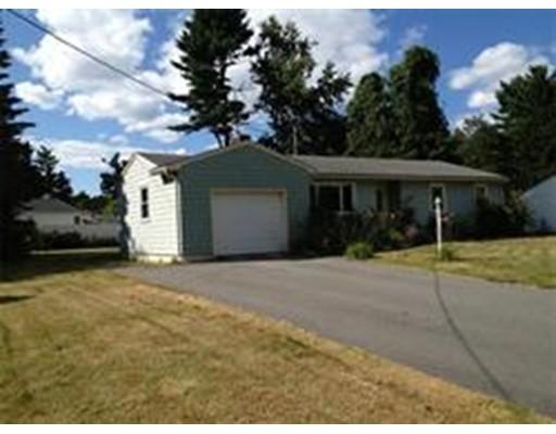 Casa Unifamiliar por un Alquiler en 91 Whitcomb Drive Lancaster, Massachusetts 01523 Estados Unidos