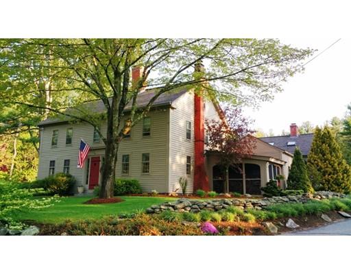 Частный односемейный дом для того Продажа на 63 Bullard Road Princeton, Массачусетс 01541 Соединенные Штаты