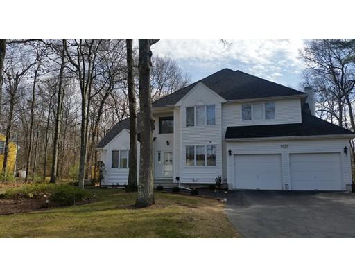 Частный односемейный дом для того Продажа на 256 Daly Drive Ext Stoughton, Массачусетс 02072 Соединенные Штаты