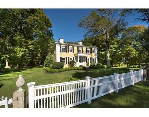 独户住宅 为 销售 在 625 Main Street Norwell, 马萨诸塞州 02061 美国