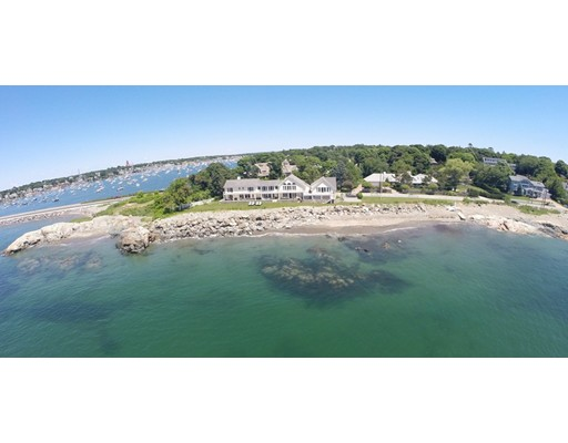 Single Family Home for Sale at 201 Ocean Avenue Marblehead, Massachusetts 01945 United States