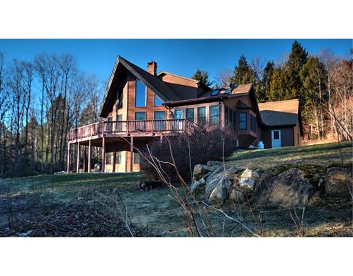 Casa Unifamiliar por un Venta en 50 Louden Bethlehem Road Otis, Massachusetts 01253 Estados Unidos