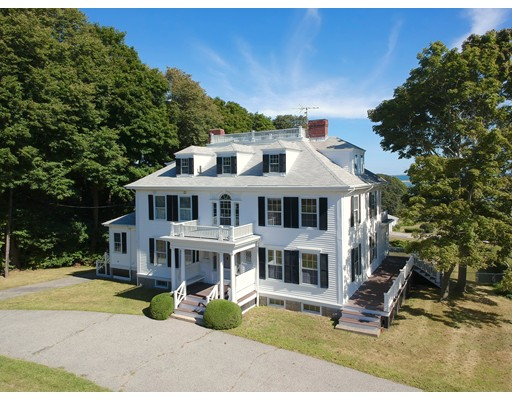 Single Family Home for Sale at 40 Warren Avenue Plymouth, Massachusetts 02360 United States