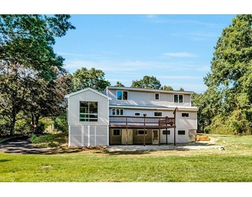 Single Family Home for Sale at 291 Picnic Street Boxborough, Massachusetts 01719 United States