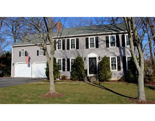 Частный односемейный дом для того Продажа на 9 Virginia Drive Milford, Массачусетс 01757 Соединенные Штаты