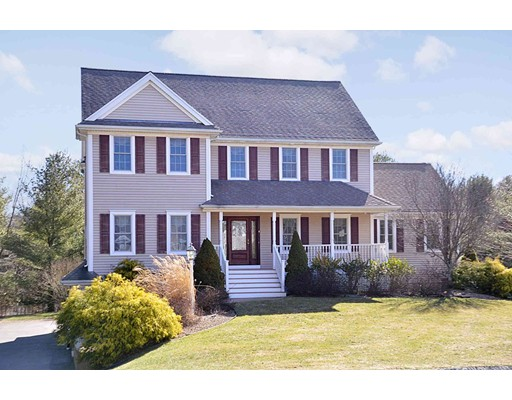 Single Family Home for Sale at 4 Horton Drive Norton, Massachusetts 02766 United States