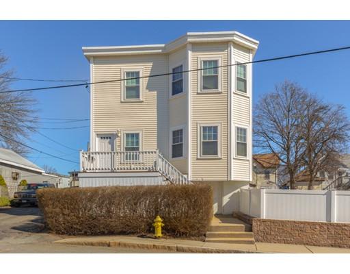 Многосемейный дом для того Продажа на 43 Annese Road Chelsea, Массачусетс 02150 Соединенные Штаты