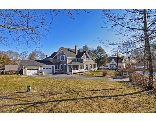 Single Family Home for Sale at 72 Central Street Millville, Massachusetts 01529 United States