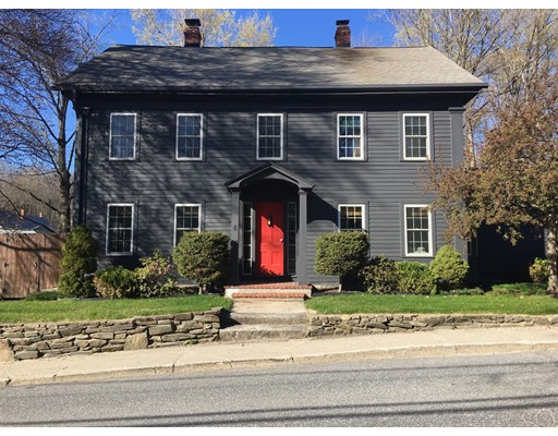 Single Family Home for Sale at 8 Maple Street Sterling, Massachusetts 01564 United States