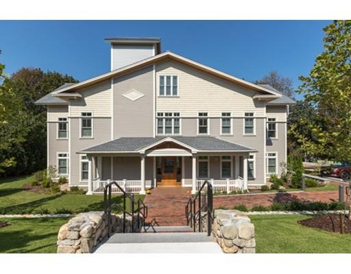 Condominium for Sale at 15 Dix Street Winchester, 01890 United States