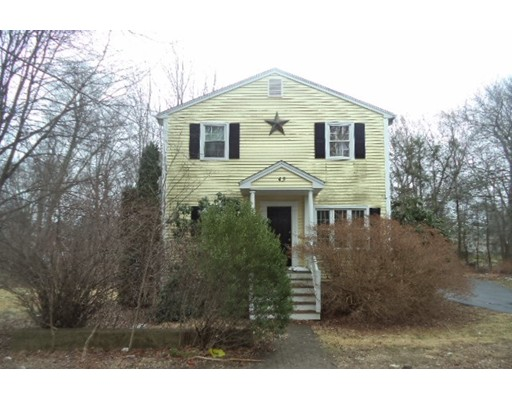 Single Family Home for Sale at 43 Florence Street North Smithfield, Rhode Island 02896 United States
