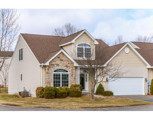 Condominio por un Venta en 12 Greenbriar Drive #12 Suffield, Connecticut 06078 Estados Unidos
