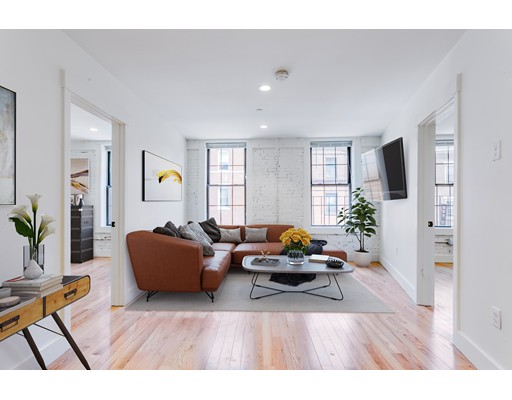 Additional photo for property listing at 280 North Street  Boston, Massachusetts 02113 Estados Unidos