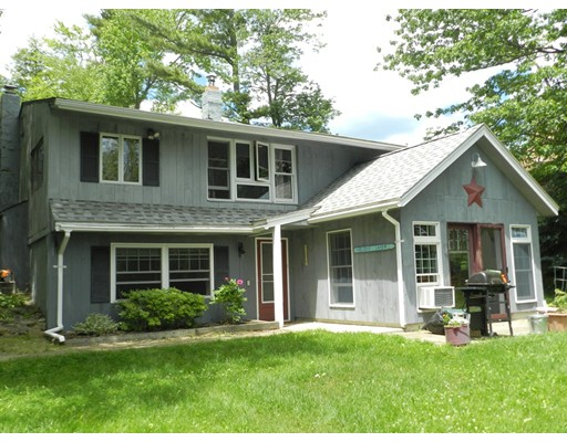 Single Family Home for Sale at 132 Kimball Road Rindge, New Hampshire 03461 United States