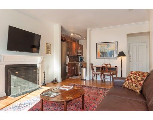 独户住宅 为 出租 在 293 Beacon Street 波士顿, 马萨诸塞州 02116 美国