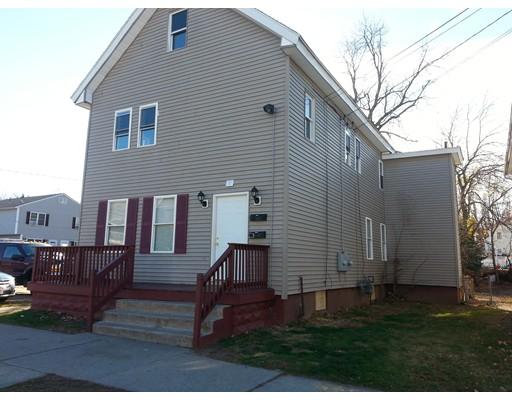 Casa Multifamiliar por un Venta en 1275 Worcester Street Springfield, Massachusetts 01151 Estados Unidos