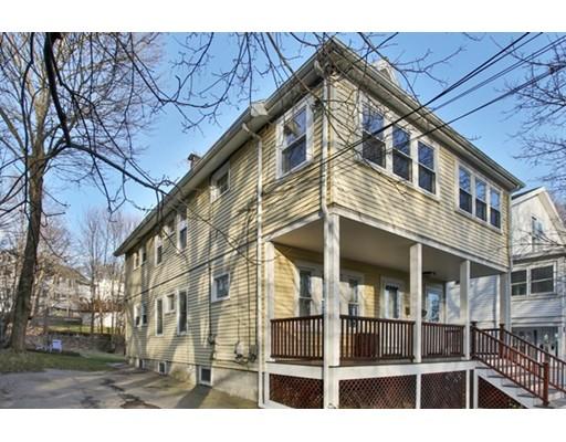 Casa Multifamiliar por un Venta en 23 Pine Street Arlington, Massachusetts 02474 Estados Unidos