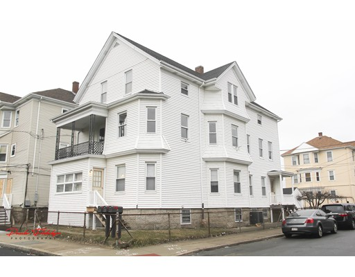 Single Family Home for Rent at 52 Buffinton Street Fall River, 02721 United States