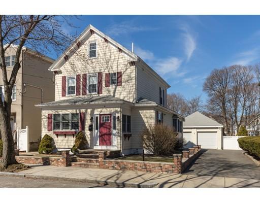 Частный односемейный дом для того Продажа на 20 Fairmont Street Malden, Массачусетс 02148 Соединенные Штаты