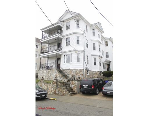 Multi-Family Home for Sale at 384 Ridge Street Fall River, Massachusetts 02724 United States