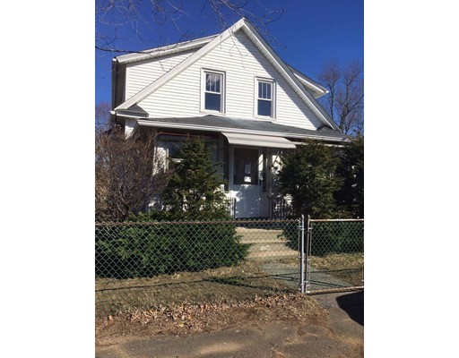 Single Family Home for Sale at 15 Norris Street Agawam, Massachusetts 01030 United States