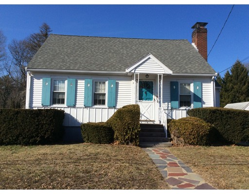 Single Family Home for Sale at 33 Rice Avenue Rockland, Massachusetts 02370 United States
