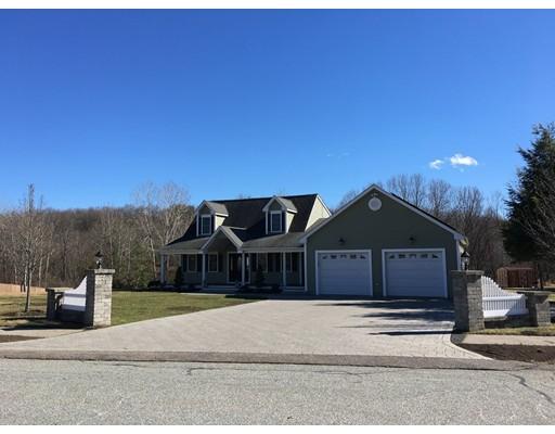 Частный односемейный дом для того Продажа на 17 Rocco Drive Blackstone, Массачусетс 01504 Соединенные Штаты
